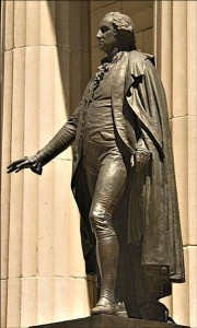 George Washington - Statue
